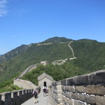 The Mutianyu segment of the Great Wall