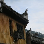 Ancient architecture with modern air conditioning comfort