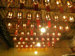 Man Mo Temple lanterns