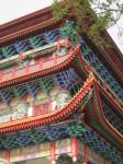 Po Lin Monastery, up close.